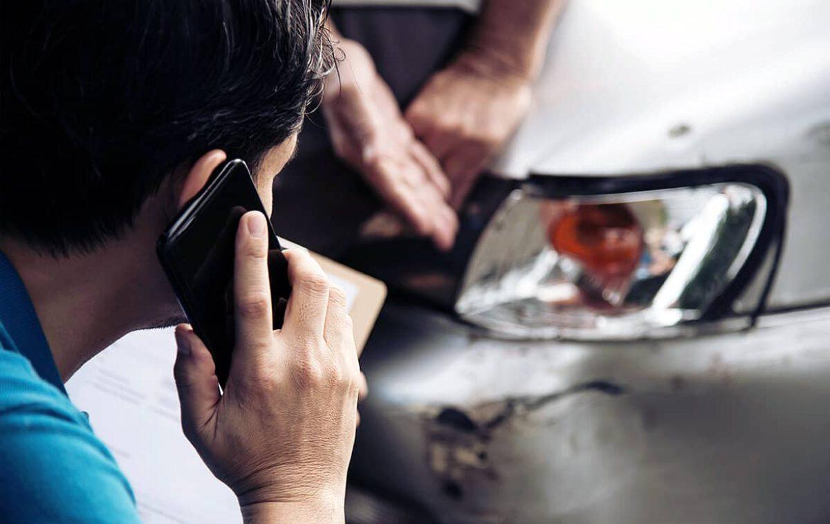 Schadenersatz nach Verkehrsunfall – Was steht mir zu?